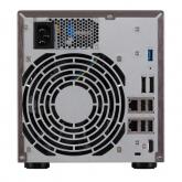 Asustor AS604T 4-Bay NAS,  Intel Atom 2.13 GHz Dual-Core Processor