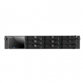 Asustor AS609RS 9-Bay NAS,  Rackmount,Intel Atom 2.13 GHz Dual-Core Processor