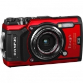 Camera foto compacta Olympus TG-5, 12MP, Red