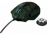 GXT 155 GAMING MOUSE - GREEN
