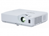 Hitachi WXGA, 3700 ANSI, 10.000:1, 10.000 ore, HDMI, VGA, USB, opt WIFI, retea RJ-45, difuzor 16W