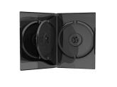 MediaRange  Carcasa 4er-DVD-Box black