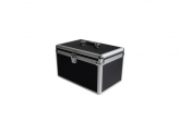MediaRange Media storage case for 120 discs, aluminum