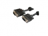 MediaRange  SVGA Monitor Cable 10M ,Black