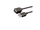 MediaRange USB Extension Cable 3M, USB 2.0 , Black