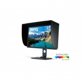 Monitor LED Benq SW320, 31.5inch, 3840x2160, 5ms GTG, Grey