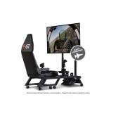 Next Level Racing F-GT Simulator Cockpit