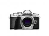 Camera foto Mirrorless Olympus E-M10 Mark III body, 16.1 MP, Black-Silver
