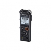 Olympus LS-P4 black Linear PCM Recorder