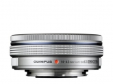 Obiectiv Foto Olympus M.ZUIKO DIGITAL 14-42mm Argintiu