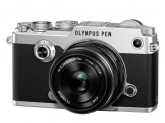 Olympus PEN-F 1718 Kit slv/blk / PEN-F silver + EW-M1718 black