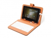 Omega  COVER FOR 7  TABLET  and   QWERTY KEYBOARD MINI/MICRO USB ORAN