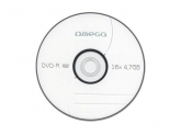OMEGA DVD-R 4,7GB 16X IN PLIC HARTIE