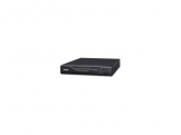 Planet 4-Channel Hybrid Digital Video Recorder, Motion Detection, H.264 on Analog and ONVIF IP Camer