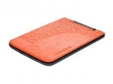 PocketBook  Cover for 515  bird  flip flop black/orange