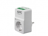 PROTECTOR POWER SURGE 1 OUTL./2USB PM1WU2-GR APC