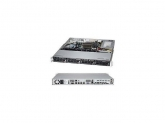 SERVER SYSTEM 1U SATA BLACK/SYS-5018D-MTF SUPERMICRO