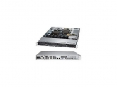 SERVER SYSTEM 1U SATA BLACK/SYS-6017R-TDAF SUPERMICRO