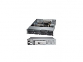 SERVER SYSTEM 2U SATA BLACK/SYS-6027R-TDARF SUPERMICRO