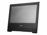 Shuttle All-in-One PC 39.6cm 15.6 Touch Barebone X50V6 Black Fanless