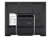 Shuttle All-in-One PC 39.6cm 15.6 Touch Barebone X50V6 Black Fanless