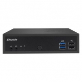 Shuttle Shuttle Slim-PC Barebone DH02U Intel Cel 3865U