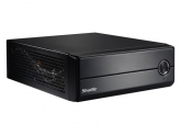 Shuttle Slim-PC Barebone XH110V 3.5 litre LGA 1151 BLACK