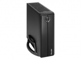Shuttle Slim-PC Barebone XH97V 3.5 litre LGA1150 Black