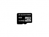 Memory Card Silicon Power Micro SDHC 8GB, Clasa 10