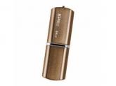 Stick Memorie Silicon Power LuxMini 720 64GB, USB 2.0, Bronze