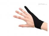 SmudgeGuard 1 finger gloves SG1,Black,Large