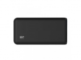 Baterie Portabila Silicon Power S200, 20000mAH, 2x USB, Black
