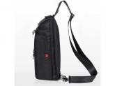 SUMDEX SCHWYZ CROSS ChestPack 11 inch  Black