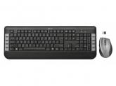 TRUST Tecla Wireless Multimedia Keyboard with mouse