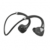 Velo neckband-style Bluetooth wireless sports earphones