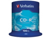 Verbatim  CD-R 100Buc. Spindle