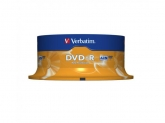Verbatim  DVD-R 16X 25PK SPINDEL 4.7GB