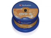 Verbatim  DVD-R 16X SPINDLE 50