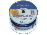 Verbatim  DVD+R DOUBLE LAYER 8,5GB 8X PRINTABLE