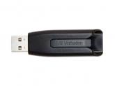Stick memorie Verbatim Store 'n' Go V3 16GB, USB 3.0, Black