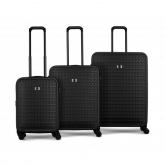 Wenger Matrix Hardside Luggage Set, Black ( R )