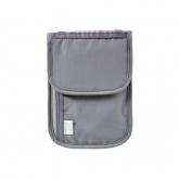 Wenger portofel cu curea pentru gat  cu protectie RFID, gri