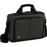 Wenger Source 14 inch Laptop Briefcase, Grey