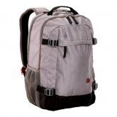 Wenger WaveLength 16 inch Laptop Backpack, Grey Print