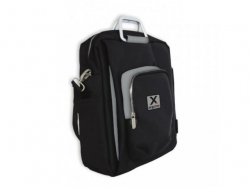 APPROX Design bag for laptop up to 15.6 inch  Black / grey