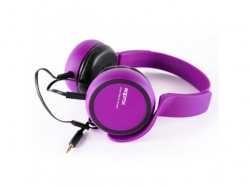 APPROX URBAN STEREO HEADSET PURPLE