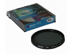 BRAUN Starline CPL Filter 52 mm