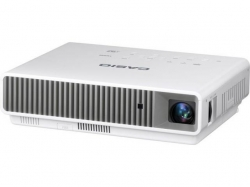 Casio Laser and LED, 20.000 ore fara lampa, 3000 AL, XGA, HDMI, VGA, USB, LAN RJ45, difuzor 5W
