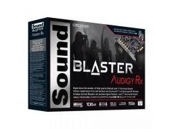 CREATIVE Sound Blaster AUDIGY RX - PCIe SoundCard