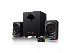 CREATIVE Sound BlasterX Kratos S5 - 2.1 Speakers